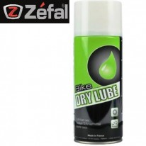 ZEFAL BIKE DRY LUBRICANTS - 300ML & 125ML