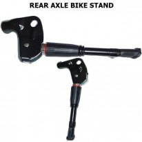 BIKE STAND - ADJUSTABLE REAR AXLE MOUNT