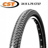 TYRE CST 24X1.75 C727 - CENTRE RIDGE / UNICYCLE