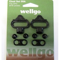 MTB CLIPLESS PEDAL - WPD-823 - WELLGO SPD