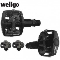 WELLGO MTB CLIPLESS PEDAL - WPD-823 SPD
