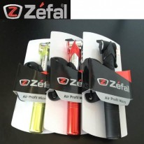 ZEFAL AIR PROFILE MICRO ALUMINIUM ROAD PUMP