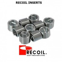 RECOIL , HELI-COIL INSERTS - 20 SIZES