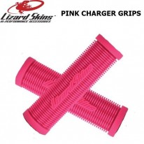 CHARGER HANDLEBAR GRIPS - 5 COLOURS - LIZARD SKINS