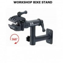 WALL MOUNTED BIKE WORKSHOP STAND