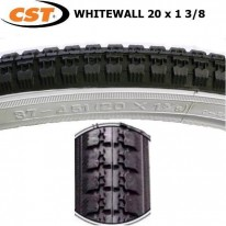 TYRE CST - WHITEWALL