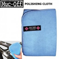 MICROFIBRE CLEANING POLISHING CLOTH - MUC-OFF