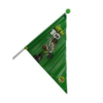MAMMOTH BEN 10 KIDS CHOPPER FLAG