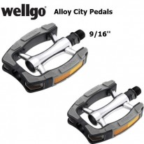 CITY ALLOY - KRAYTON PEDAL - 9/16'' - WELLGO