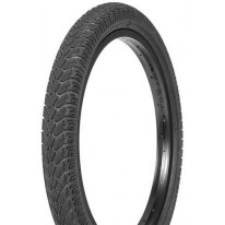 TSC UNDERTAKER FOLDABLE TYRE 1.95 - BLACK