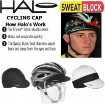 HALO CYCLE CAPS - COMPLETE HEAD PROTECTION WITH VI