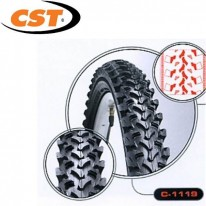 TYRE CST 24X1.95 MTB KNOBBLY TRACTION TYRE