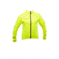 HALCYON WOMEN'S FLIGHT JACKET FLURO