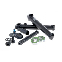 SALT ROOKIE CRANK 175MM MID BB - BLACK