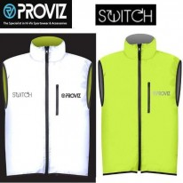SWITCH GILET VEST - REFLECT360/ HI VIZ YELLOW - PR