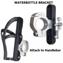 HANDLEBAR WATERBOTTLE MOUNTING BRACKET