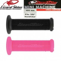 MINI MACHINE PINK FLANGED 7/8'' GRIP - LIZARD SKIN
