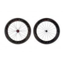 ZIPP 808 CARBON CLINCHER FIRECREST WHEELS