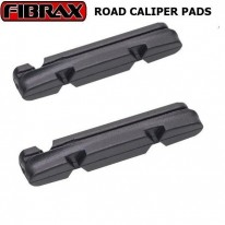 ROAD BIKE REPLACEMENT BRAKE PADS - FIBRAX