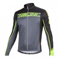 NALINI CONFINE TI LS THERMAL JERSEY