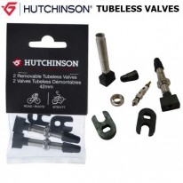 REMOVABLE TUBELESS VALVES - HUTCHINSON