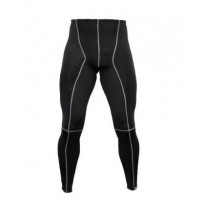BRAVEIT MEN'S INSULATOR TIGHTS BLACK
