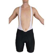 HALCYON RACE BIBSHORTS BLACK