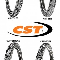 TYRE CST - MTB COMPETITION RACE TYRES