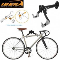 BIKE ADJUSTABLE WALL HANGER - IBERA
