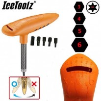 TORQUE WRENCH SET 3 - 10NM - ICETOOLZ