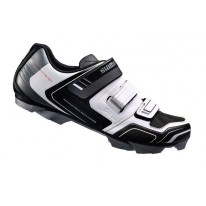 SHIMANO SH-XC31 MTN SHOE BLACK & WHITE