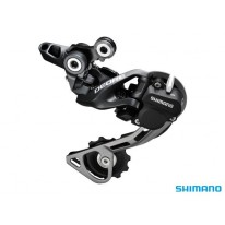 RD-M615 REAR DERAILLEUR DEORE SHADOW+ 3X10 LONG BL