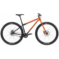 KONA UNIT BLACK ORANGE LAST ONE!