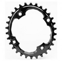 ABSOLUTE BLACK 94BCD SRAM FITTING OVAL