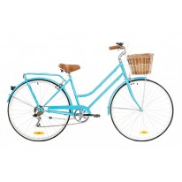 REID VINTAGE 7 SPEED CLASSIC PLUS - BABY BLUE