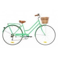REID VINTAGE 7 SPEED CLASSIC PLUS - MINT GREEN