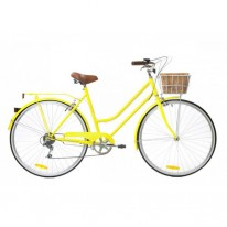REID VINTAGE 7 SPEED CLASSIC PLUS - YELLOW