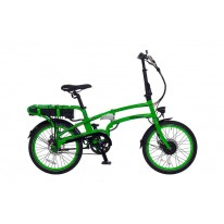 PEDEGO LATCH ELECTRIC FOLDING BIKE
