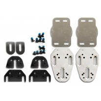 SPEEDPLAY ZERO PEDALS W/WALKABLE CLEAT