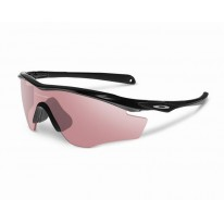 OAKLEY M2 POLISHED BLACK W/G30