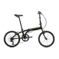 TERN LINK B7 FOLDING BIKE BLACK/RED