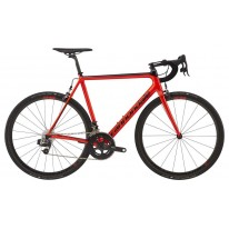 2017 CANNONDALE SUPER SIX EVO HI-MOD RED ETAP