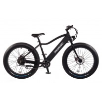 PEDEGO TRAILTRACKER ELECTRIC BLACK/BLACK