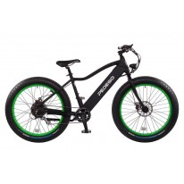 PEDEGO TRAILTRACKER ELECTRIC BLACK/GREEN