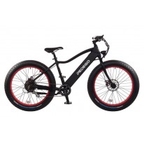 PEDEGO TRAILTRACKER ELECTRIC BLACK/RED