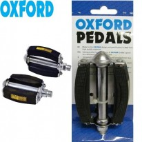 OXFORD TRADITIONAL RUBBER PEDAL - 9/16''