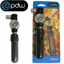 CO2 - CARTRIDGE INFLATER WITH PRESSURE GAUGE - PDW