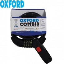 COMBINATION LOCKS - 8MM - OXFORD
