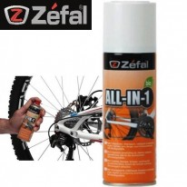 DEGREASER, CLEANER & LUBRICANT 4 IN 1 - ZEFAL