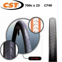 CST 700 X 23 - SEMI SLICK ROAD TYRE C740